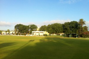 The Malta Cricket Oval