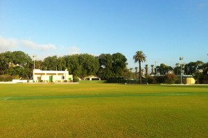 The Marsa Cricket Oval - Outfield