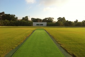 The Marsa Cricket Oval - Pitch