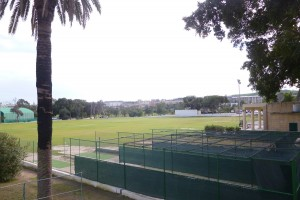 The Marsa Cricket Oval - Practice Nets