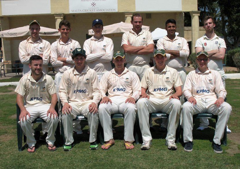 University Of Nottingham Cricket Team - 26th June 2016
