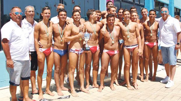 Waterpolo – U15-U18 Junior Boys and Girls Training Camp